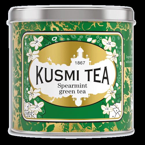 Grüner Tee Minze 250g