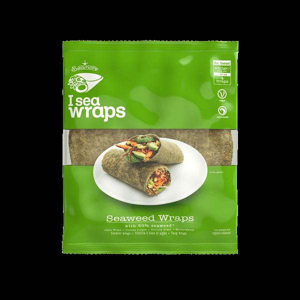 Seamore - Algen Wraps - Bio & vegan - 280g