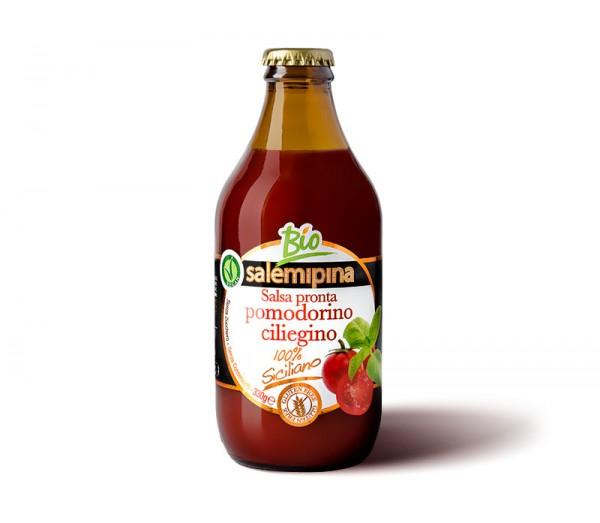 Kirschtomatensauce – Salsa Pronta di Pomodorino Ciliegino - 330g