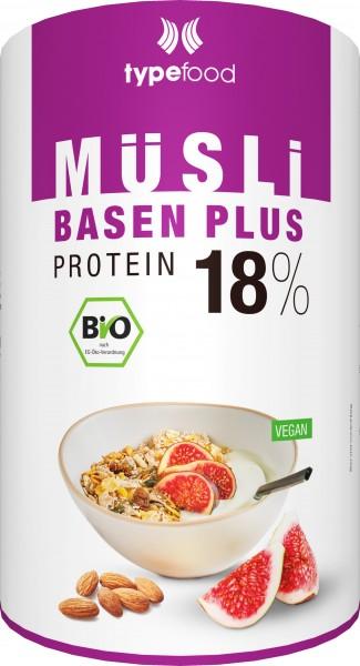 BASEN PLUS Müsli mit Feigen & Mandeln - 450g
