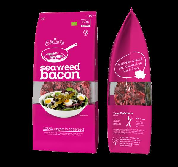 I Sea Bacon Seetang Bacon - bio & vegan - 30g
