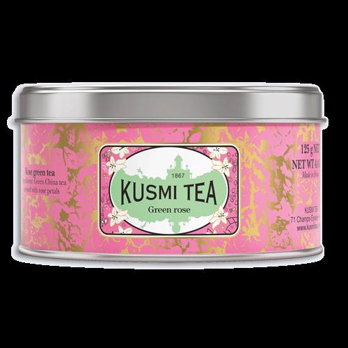Grüner Tee Rose 125g