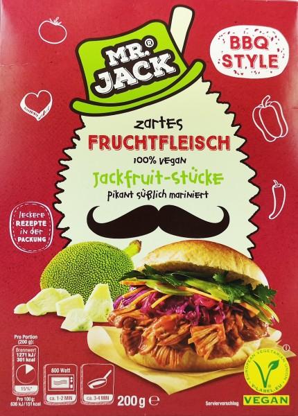 Jackfrucht-Stücke BBQ Style 200g