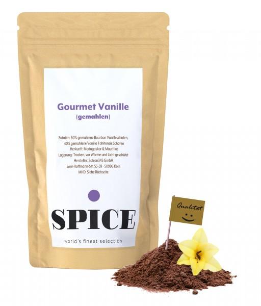 Gourmet Vanille - gemahlen 15g