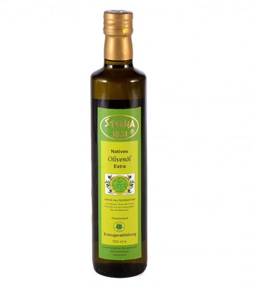 Sterna 1821 – Natives Olivenöl Extra - 500 ml